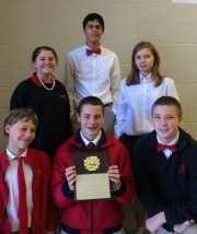 Scholar Bowl Team Sets School Record