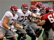 Focus for Alabama football team turns to executing well against Trojans in opener (via Crimson Magazine)