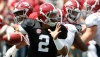 Alabama Football Concludes Spring Season with Crimson Defeating White in Golden Flake A-Day Game, 24-12