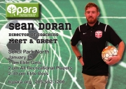 Meet PARA's New Director of Coaching and Soccer Program Supervisor