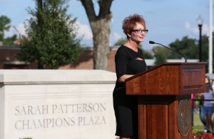 Sarah Patterson is the chairwoman of this year's UWWA Campaign.