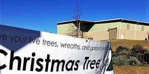 Live Christmas trees and other greenery can be dropped off at the city of Tuscaloosa's Environmental Services Department facility on Kauloosa Avenue through Jan. 14.