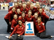 Alabama Gymnastics Wins Its 32nd Regional Title, Advances to 36th-Consecutive NCAA Championships