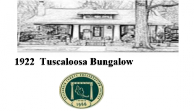 Tuscaloosa County Preservation Society's 2019 Tour Set for Apr. 27 and 28