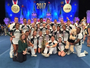 Shelton State Cheerleaders Win Tenth Consecutive National Title