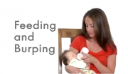 CSP Spotlight: Feeding and Burping Your Baby