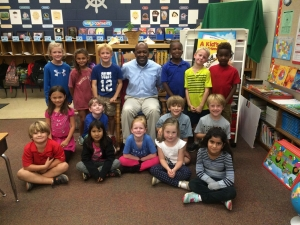 Druid City Living's Teacher of the Week: Jeffrey Walker