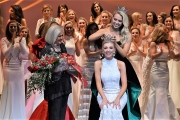 Callie Walker is crowned Miss Alabama on June 9, 2018.