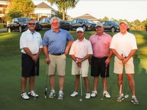 The DCH Foundation's Drive 4 the Cause Golf Classic is set for Friday, Oct. 12.
