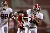 Hurts, Fitzpatrick lead No. 1 Crimson Tide to 49-30 win over No. 16 Razorbacks (via Crimson Magazine)