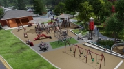 Para Foundation Announces $514,000 Donation for the Tuscaloosa All-Inclusive Playground Project