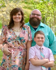 Terrance Andrews serves as Student Pastor at Arbor Springs Baptist Church and as the Campus Life director for Northside High. Terrance, his wife, Miranda, and their son, Micah, live in the Samantha community.