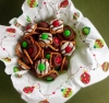 Christmas Recipes: Mistletoe Kisses