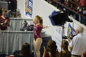 Alabama senior Lauren Beers named SEC Scholar Athlete of Year for gymnastics (via Crimson Magazine)