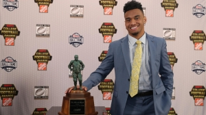 A Big Night for Bama: Which Players Took Home National Honors at the ESPN Home Depot College Football Awards Show?