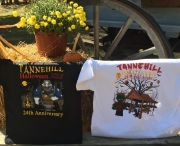 The Tannehill State Park Halloween Festival t-shirt is an annual tradition. This marks the 24th anniversary of the popular event.