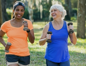 Seniors: Want to Get Moving? Check Out the SilverSneakers Fitness Program