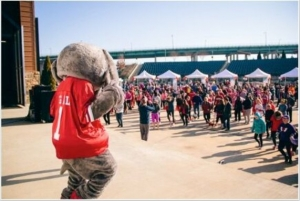 Tuscaloosa Heart Walk Raises Community Awareness & Local Funds for Heart Disease and Stroke