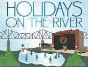Tickets for Holidays on the River Ice Skating Now Available