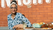 Former co-host of ABC's The Chew, Carla Hall, is the keynote speaker at the inaugural Lean On: Alabama Women's Summit.