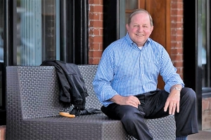 Chamber's Alan Spencer is Retiring