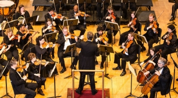 "The Tuscaloosa Symphony Orchestra's 2017-2018 season, ""Brilliance: A Celebration of Masters and Masterpieces,"" begins on Sept. 25."