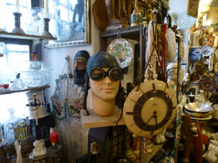 Local Antique Stores