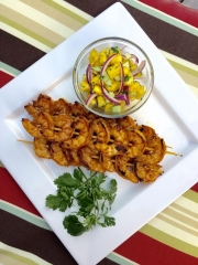 Great summer recipes: Tasty Jerk Spiced Shrimp