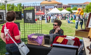 Tuscaloosa's Druid City Arts Festival returns to Government Plaza Apr. 5-6. This free festival is a premiere springtime event in town.