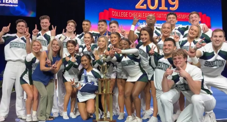 Shelton State Community College Cheer Overcomes Adversity to Win Twelfth Consecutive National Title
