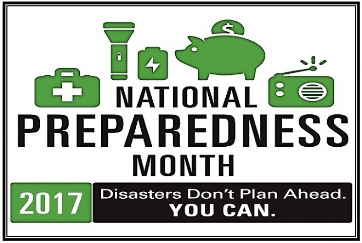 CSP Spotlight: National Preparedness Month - Make a Plan for Yourself, Family, and Friends