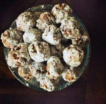 Great Holiday Recipes: Date Balls