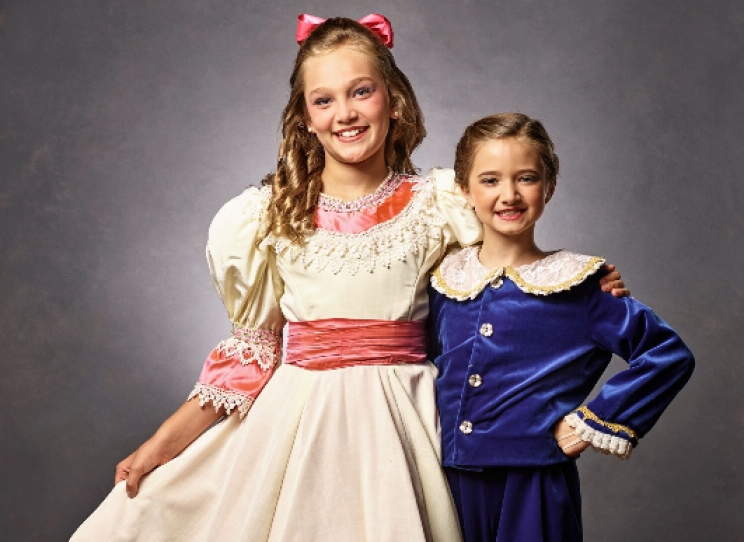 TCD's annual performance of The Nutcracker features a talented cast, including Liza Grace Cole as Clara and Kennedy Duffy as Clara's mischievous little brother, Fritz.