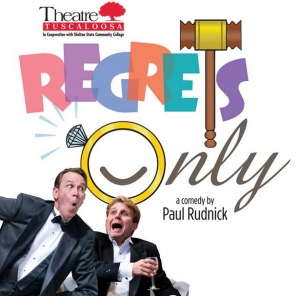 "No ""Regrets"": Theatre Tuscaloosa Brings ""Sharp-Tongued"" Comedy to Town"