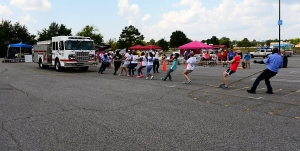 The ARC's annual fire truck pull event will be held on March 24.
