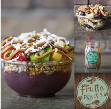 The new Frutta Bowls Alabama location will be located off of University Boulevard, next door to O'Henry's Coffees in downtown Tuscaloosa.