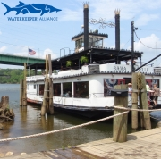The Bama Belle Paddlewheel Riverboat sunset cruise on June 21 will benefit the Black Warrior River watershed.