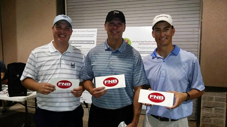 Raymond James Team Takes Home Top Prize in Adopt-A-School Golf Tourney