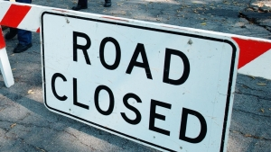 Area Drivers Take Note: Several Road Closures This Week