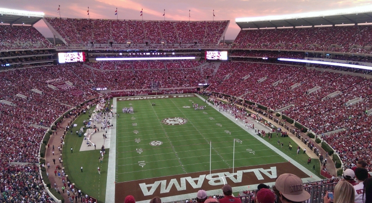 UA Enhances Security Measures at Bryant-Denny with Addition of Metal Detectors this Fall