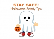 CSP Spotlight: Halloween Safety Tips...All Dressed Up