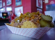 Big Bad Wolves serves up some of the best game day BBQ around. Roll Tide and Roll BBQ Nachos!