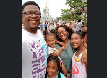 Romel Gibson serves as the High School Ministry Director for Tuscaloosa Youth For Christ. He and his wife, Q, are raising three amazing daughters.
